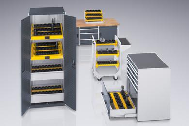 CNC dielenský nábytok