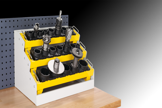 CNC držiak nosičov na pracovný stôl