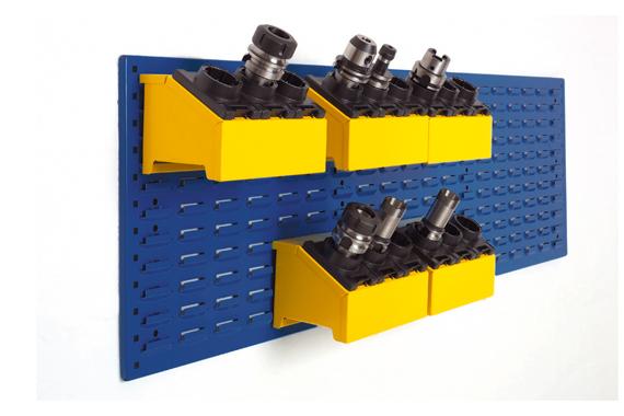 CNC nosič vložiek na panel na náradie