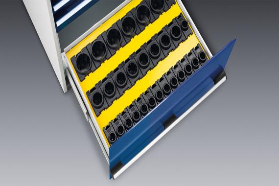 CNC vložky do zásuviek