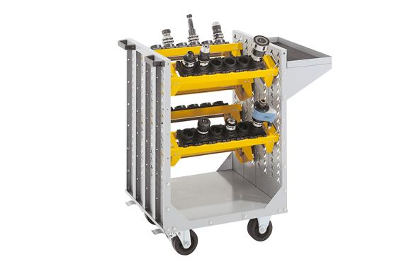 Modulárny CNC nástrojový vozík