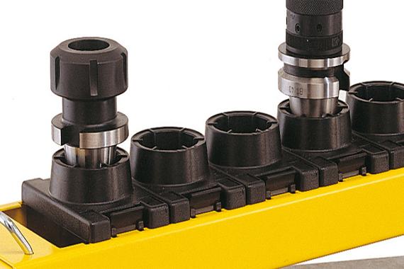 Jednoduché skladovanie CNC nástrojov