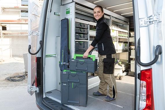 100% mobilný pracovný systém
