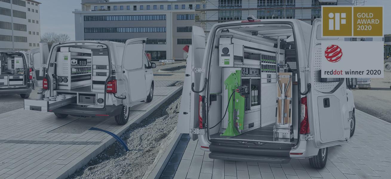 bott vario3 zariadenie do vozidiel