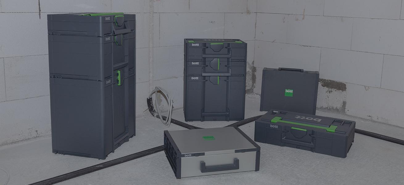 Pracovné kufríky Systainer³